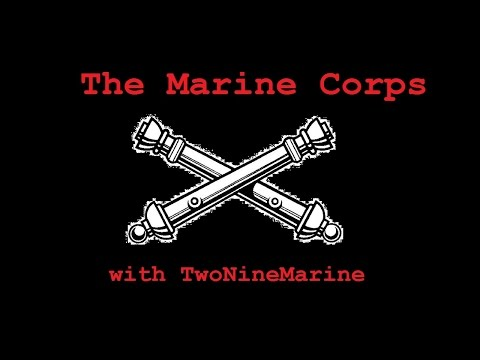 The Marine Corps: Syria and Other Stuff