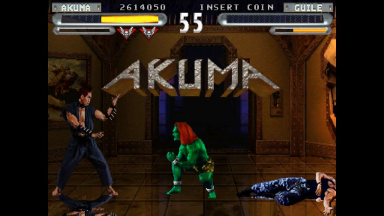 Street Fighter The Movie Arcade Blanka Found Youtube