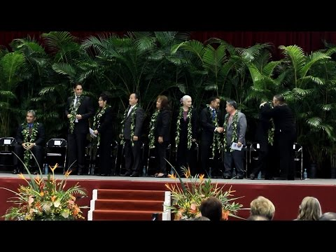 Inaugurations held for Hawaii, Kauai mayors, county councils