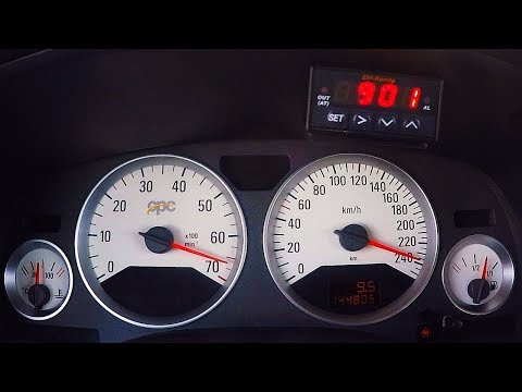 Opel Astra G OPC Turbo By WKT 0-200 Acceleration