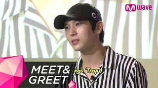[VIXX Fan Meeting] (ENG SUB) VIXX's Leo Sings a Snippet of His Original Song 'Trap' l MEET&GREET