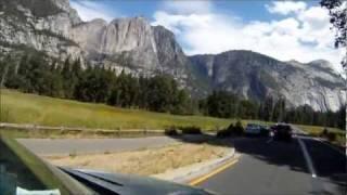 A day at Yosemite National Park