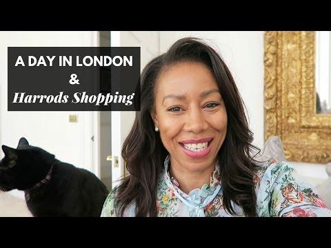 Day In London - Luxury Harrods Haul With Karen Millen, Reiss, Hermes | Time With Natalie