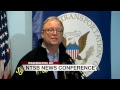 NTSB News Conference`