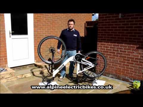 ebike - Quick Way to Change an Electric Bike Tyre