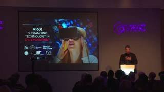 VR World Congress 2016: Roy Taylor (AMD) The Race to Realism