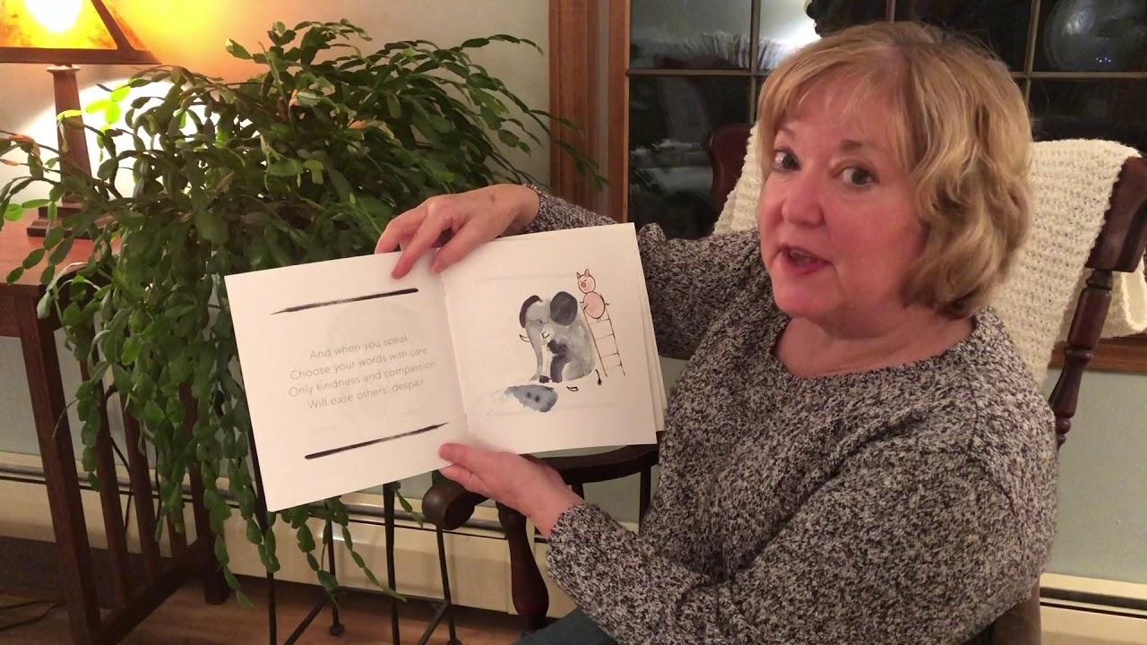 Children's Storytelling- Zen Pig Book 1, Gratitude