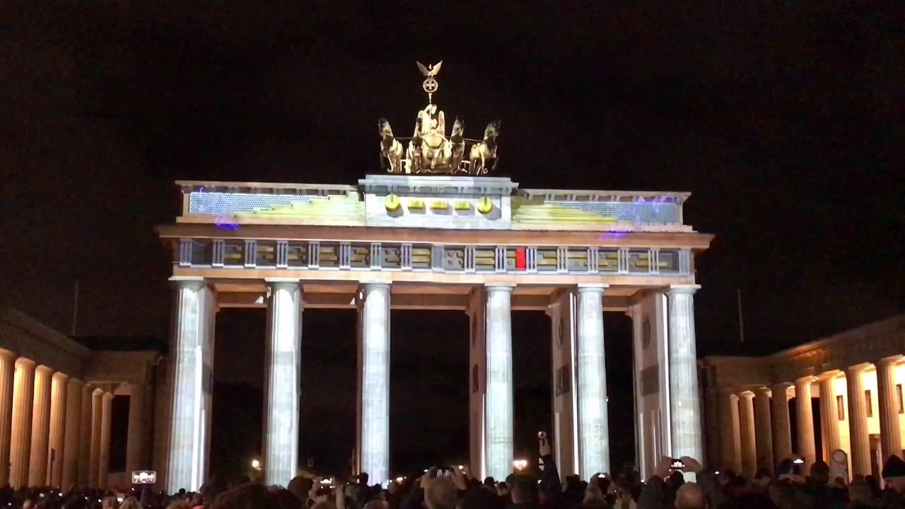 festival of lights berlin 2016 doovi. Black Bedroom Furniture Sets. Home Design Ideas