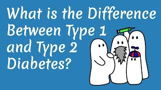 This week learn about the different kinds of diabetes. follow us on social media: twitter: https://twitter.com/occamanswers facebook: https://www.facebook.co...