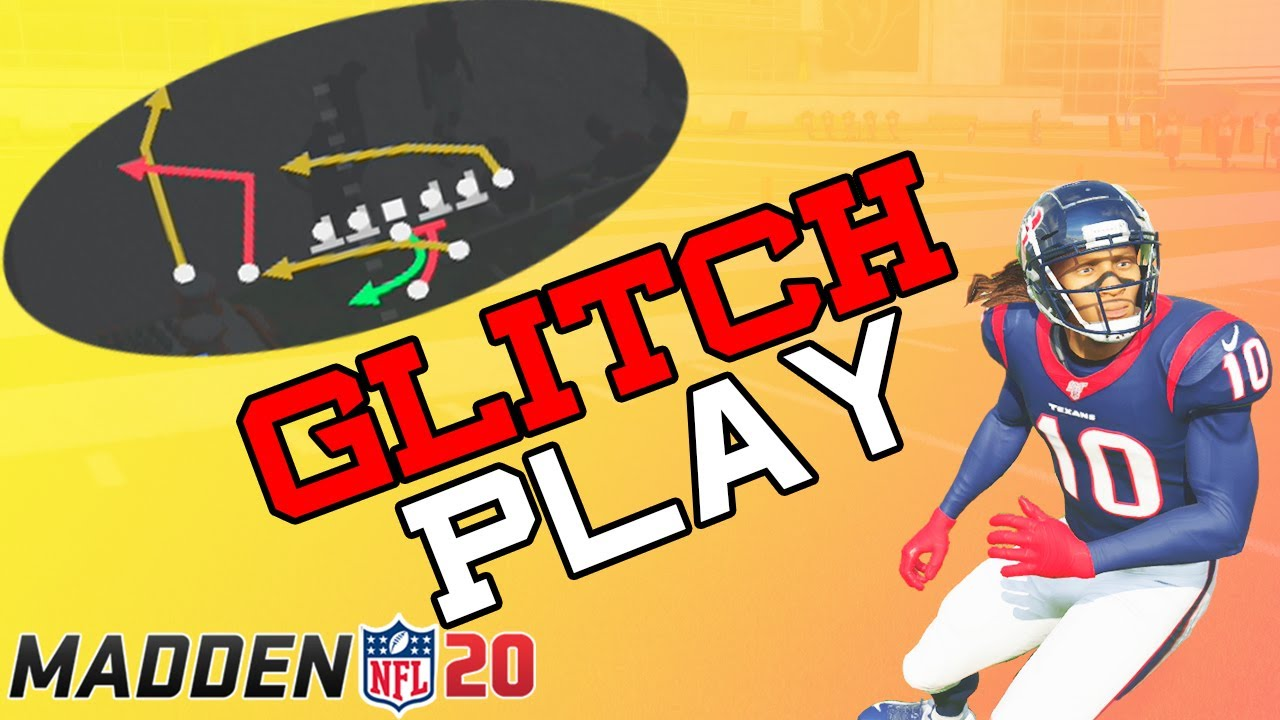 ROUTE SWAPPING FOR GLITCH PLAY! | MADDEN 20 MONEY PLAY Vikings Offen