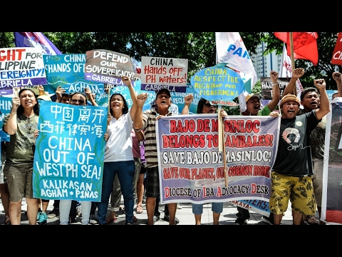 Philippines escalates feud over South China Sea