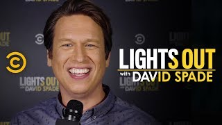 Pete Holmes Gets What Burning Man's All About - Lights Out with David Spade