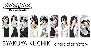 Bleach Brave Souls (special): An In Game History of Byakuya Kuchiki thumbnail