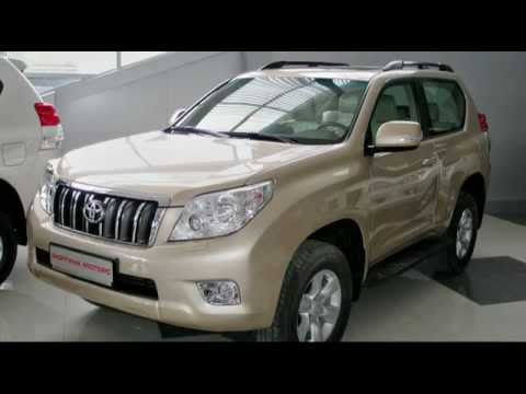2012 Toyota Land Cruiser 3 Door Khabarovsk 27rus Fortuna Motors Auto Dealer Media Youtube