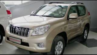 2012 Toyota Land Cruiser 3 door   Khabarovsk 27RUS - Fortuna Motors - Auto Dealer Media