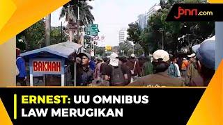 Ernest Prakasa Kritik Pedas Pengesahan UU Omnibus Law - JPNN.com
