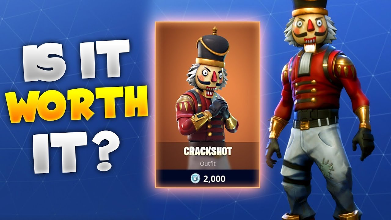 Buying The New Legendary Crackshot Outfit Is It Worth