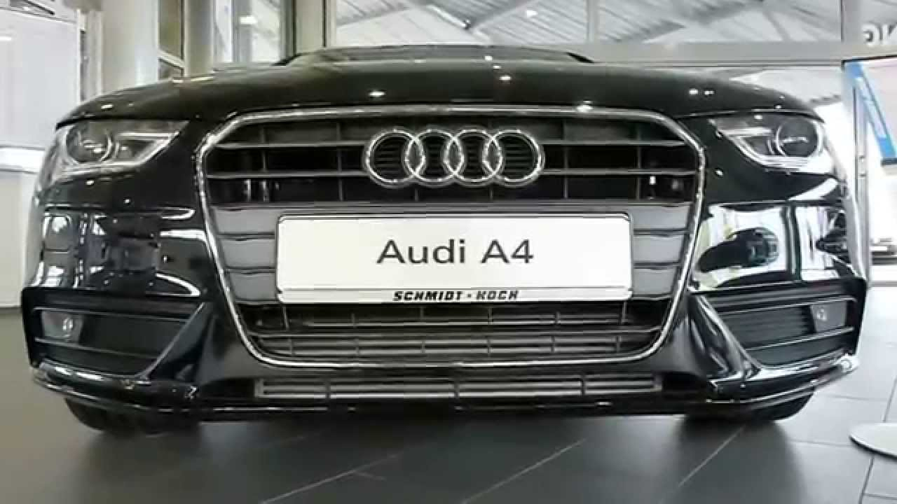 Audi A4 2.0 T >> Audi A4 Avant Exterior & Interior 2.0 TDI 177 Hp S-Line 2012 * see also Playlist - YouTube