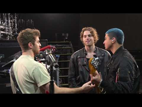 First Day of Tour – Lennon Stella and 5SOS – Ep 32