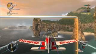 SkyDrift Gameplay PC