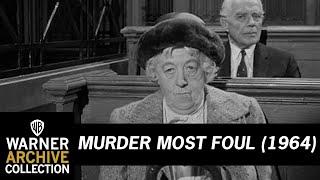 Murder Most Foul (1964) – Marple Hangs The Jury