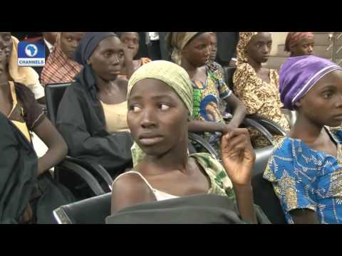 Special Report On Released Chibok Girls Pt 1 thumbnail