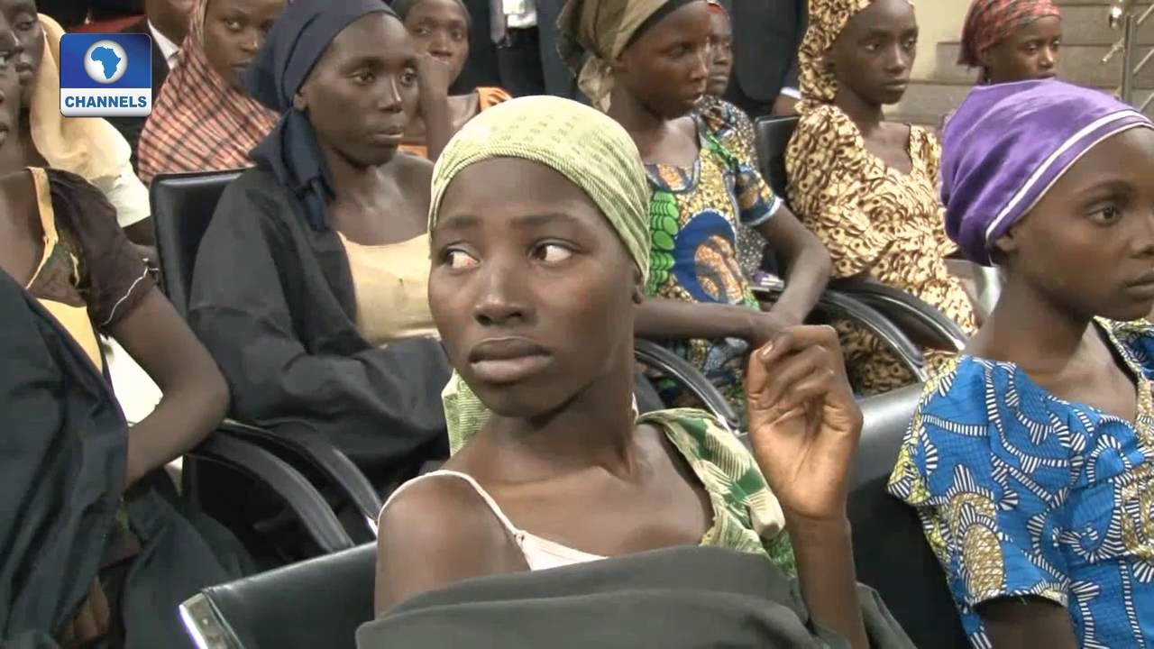 Download Special Report On Released Chibok Girls Pt 1