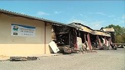 Gers : la solidarité s'organise autour des 'Fleurons de Samatan' détruits par un incendie