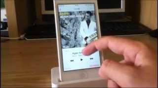 Astuce iOS (7) - Ep.3 - Accéder à une application dont une chanson est en lecture