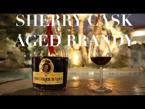 GRAND DUQUE DALBA Brandy Review No. 41