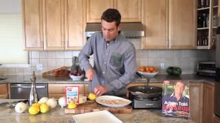 Lemon & Butter Tilapia : Wonderful Dishes