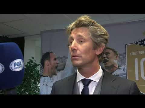 """Ajax blameert zich: """"Dat hoef je mij niet te vertellen"""""""