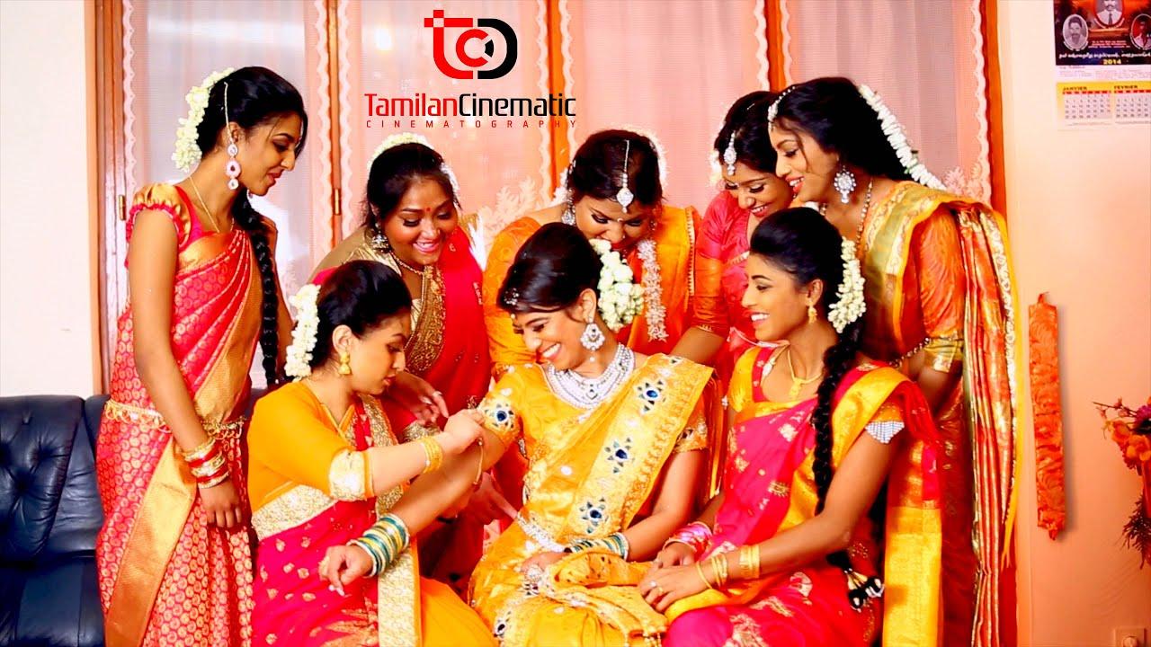 Hindu Wedding Nirosan Mylini 4K