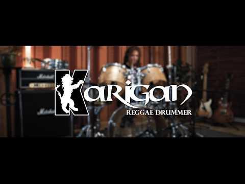reggae drummer #2