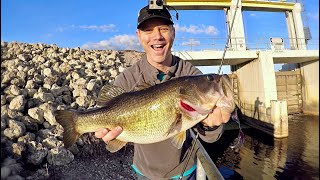 Bass Fishing - I LOVE when THIS Happens!