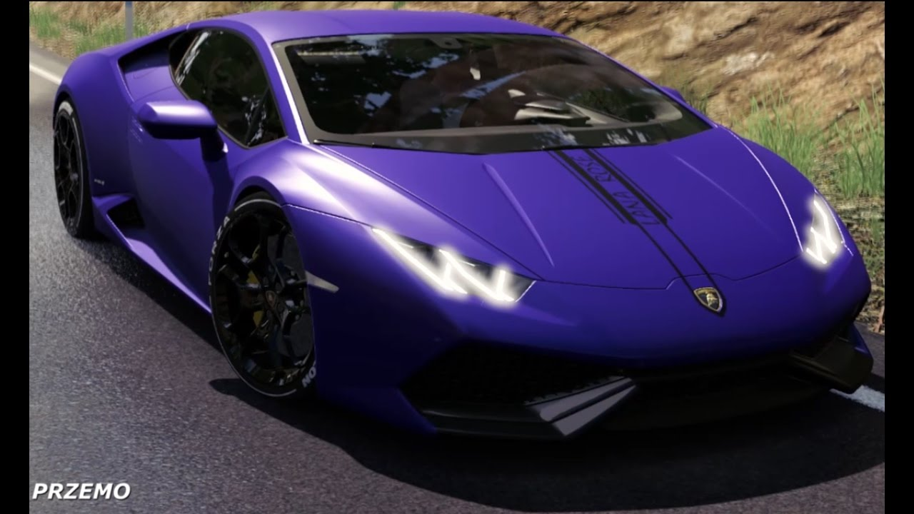 Forza Horizon 3 Lamborghini Huracan Lana Rose Pc