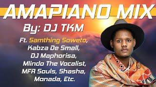 AMAPIANO MIX | SEPTEMBER 2019 | DJ TKM - 2020