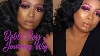 Yasss!!! Bobbi Boss Journey Wig /feat. Ebonyline.com