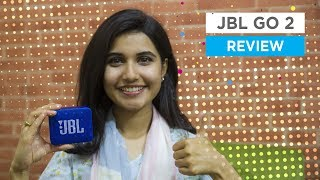 JBL Go 2 Review: A Portable Bluetooth Speaker on a budget