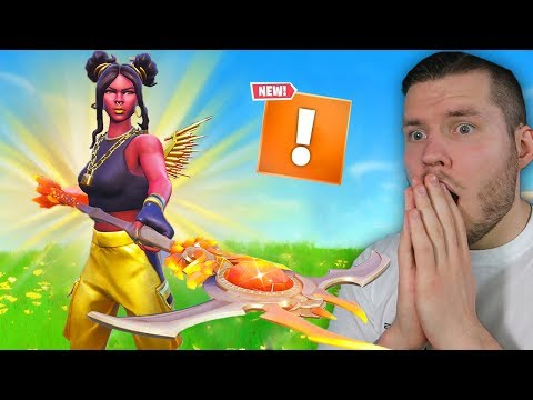 FORTNITE in GOLD EDITION!