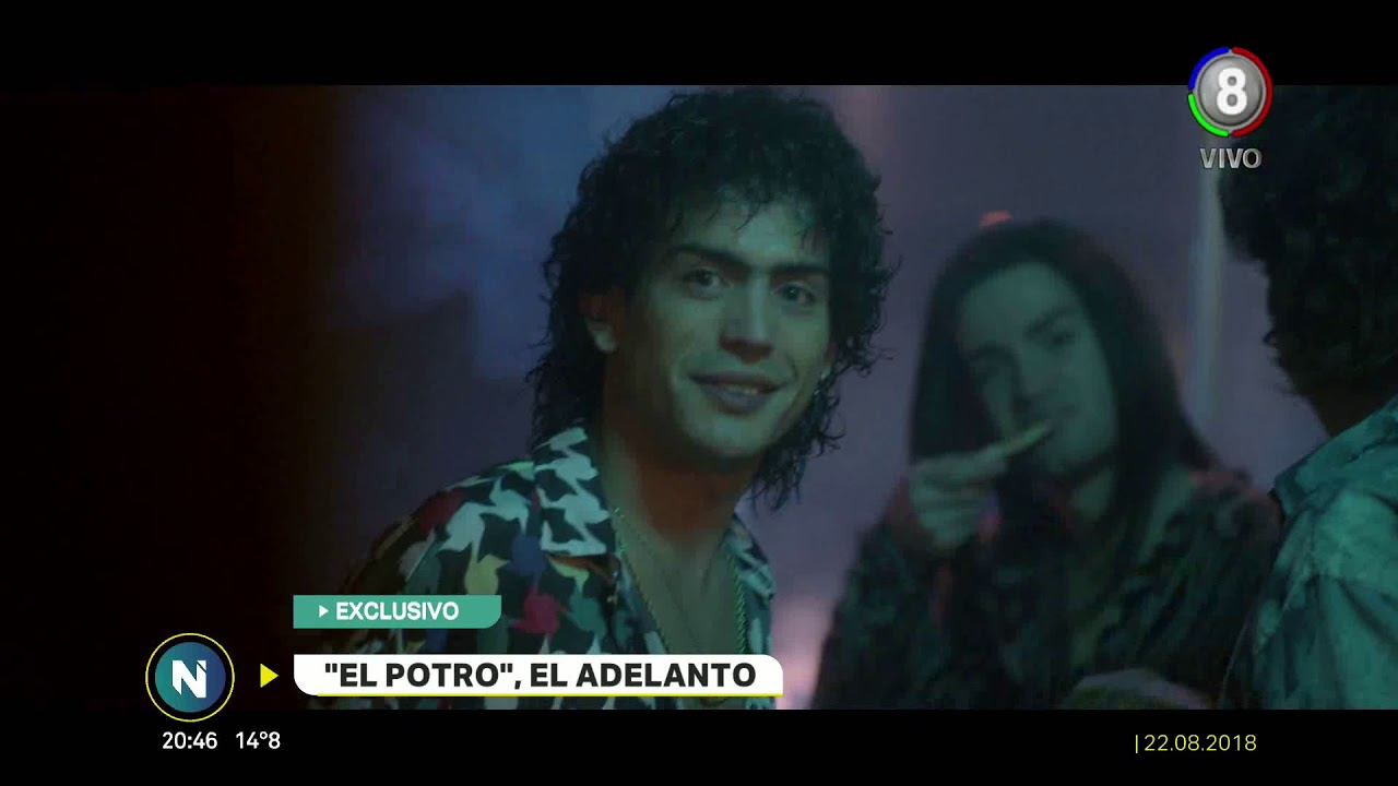 El Potro La Película De Rodrigo Con Nuevo Adelanto Youtube