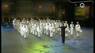The Royal Swedish Navy Youth Band - Musikschau der Nationen 2009