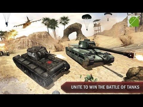 Tank War Blitz 3D - Android Gameplay FHD