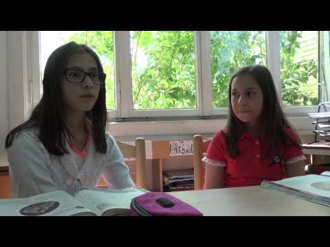A Day at Albanian International School
