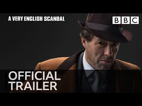 A Very English Scandal: EXCLUSIVE  UK  Hugh Grant  Ben Whishaw  BBC