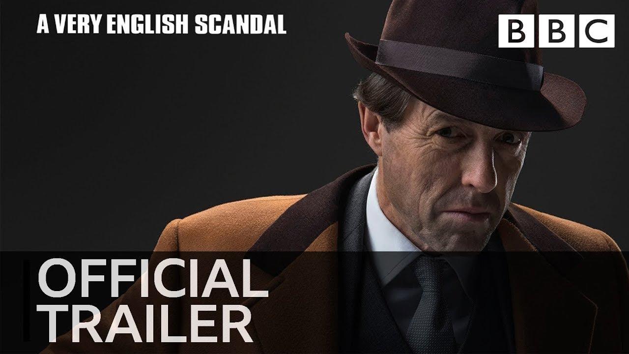 A Very English Scandal: EXCLUSIVE TRAILER (UK) | Hugh Grant | Ben Whishaw - BBC - YouTube