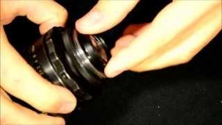 Helios 44-2 infinity focus for Nikon d3200