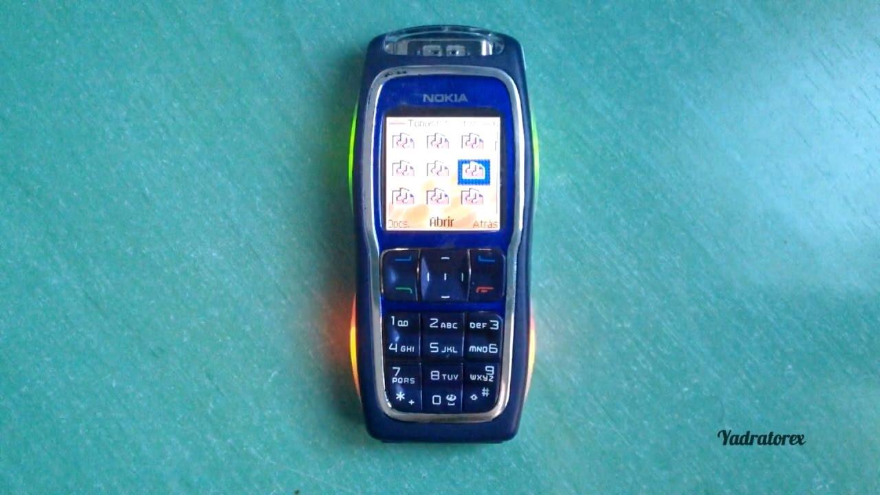 Nokia 3220 original ringtones & sms tones [Download at the description]