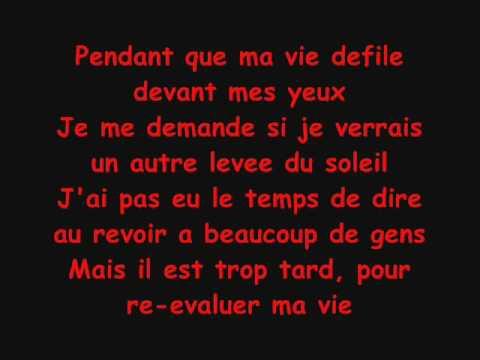 Traduction francais chanson rihanna russian roulette
