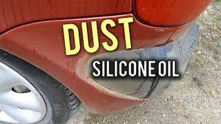 Silicone Oil + Dust (Xsara Picasso, Rear bumper)